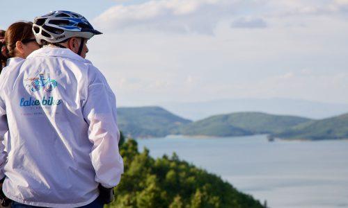 Ride to Lake Plastira
